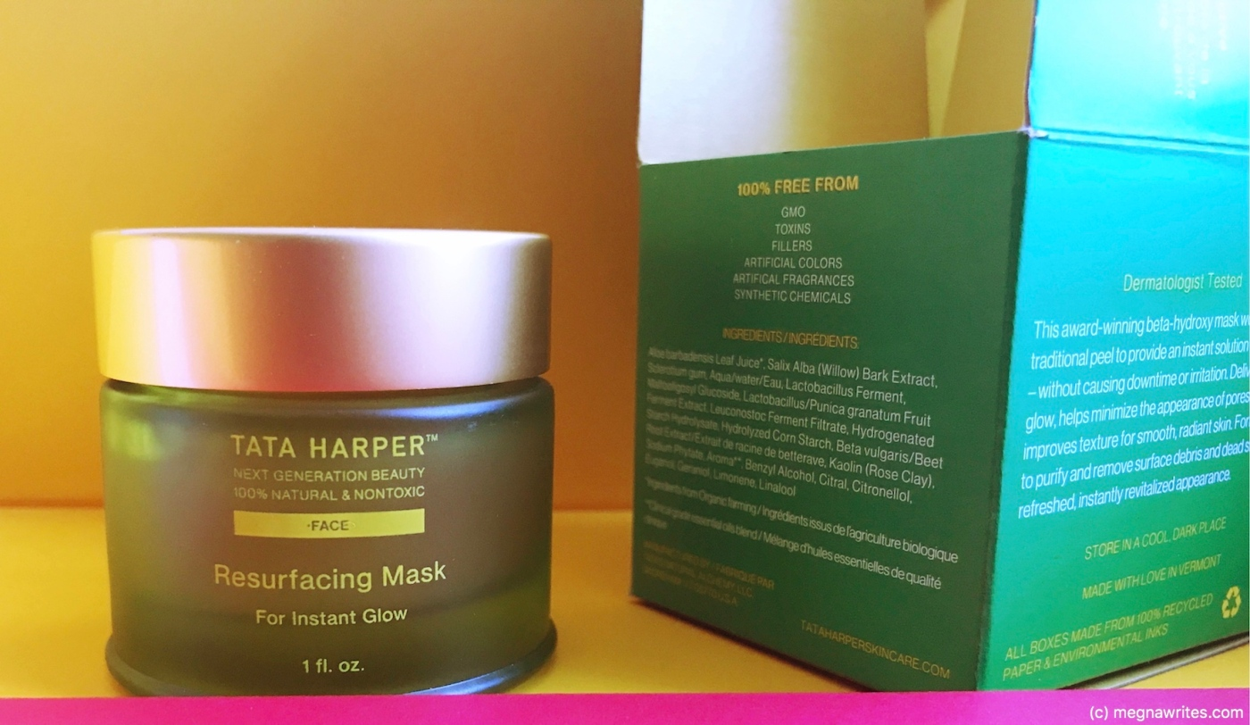 Tata Harper - Mask Bottle